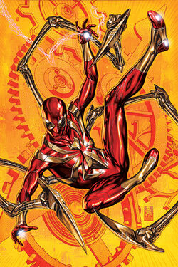 Deadpool Vol 7 14 Spider-Man Iron Spider Suit Variant Textless.jpg