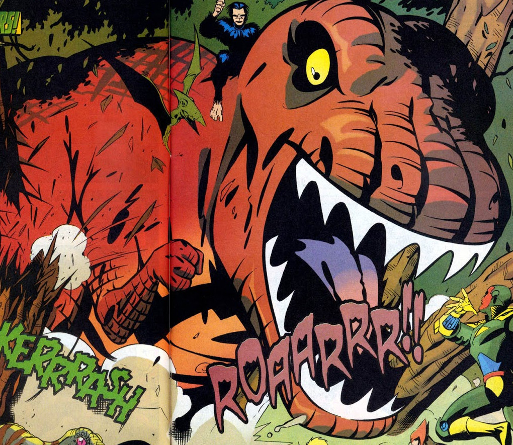 Devil Dinosaur (Earth-730834)