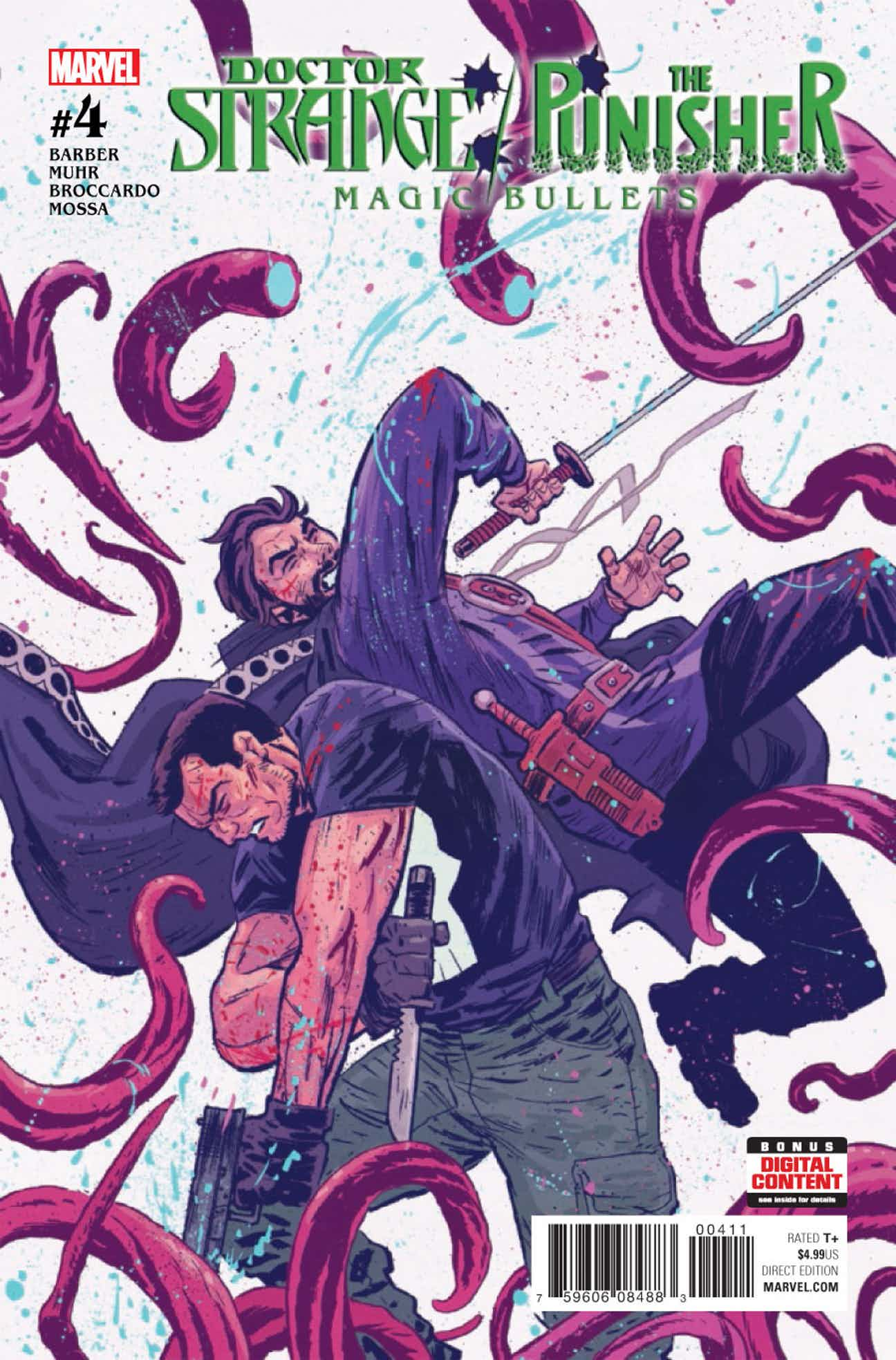 Doctor Strange / Punisher: Magic Bullets Vol 1 4