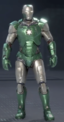 Emerald Armor (Earth-TRN814) from Marvel's Avengers (video game) 001