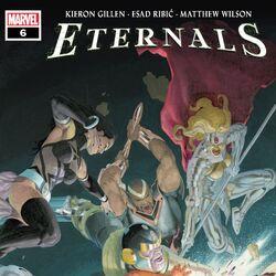Eternals Vol 5 6
