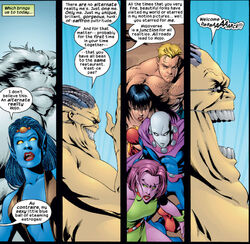 Exiles (Multiverse) and Mojo (Mojoverse) from Exiles Vol 1 18 0001.jpg