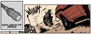 Explosive-Tip Arrow from Hawkeye Vol 4 3 001