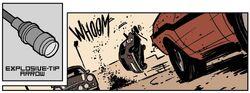 Explosive-Tip Arrow from Hawkeye Vol 4 3 001.jpg
