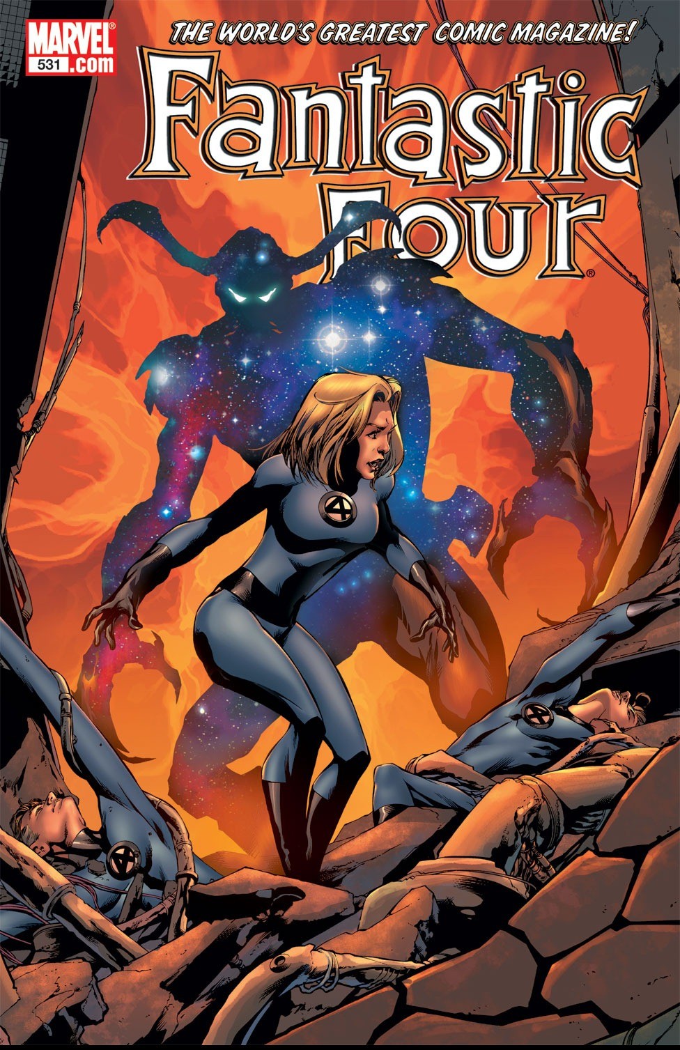 Fantastic Four Vol 1 531