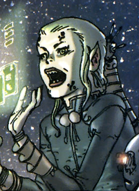 G'anym (Earth-616)/Gallery