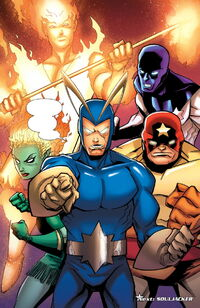 Guardians of the Galaxy (Earth-20051) from Captain America & the Korvac Saga Vol 1 1 0001.jpg