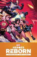 Heroes Reborn Vol 2 1 McGuinness Variant