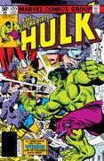 Incredible Hulk Vol 1 255