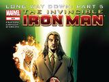 Invincible Iron Man Vol 1 520