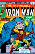 Iron Man Vol 1 90