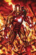 Iron Man Vol 6 1 Brooks Variant Textless