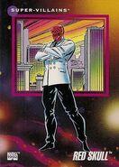 Johann Shmidt (Earth-616) from Marvel Universe Cards Series III 0001