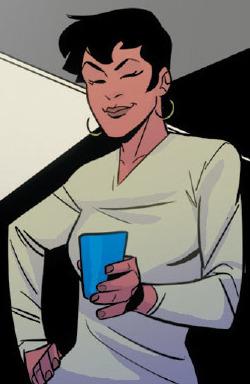 Krysta Brown (Earth-616)