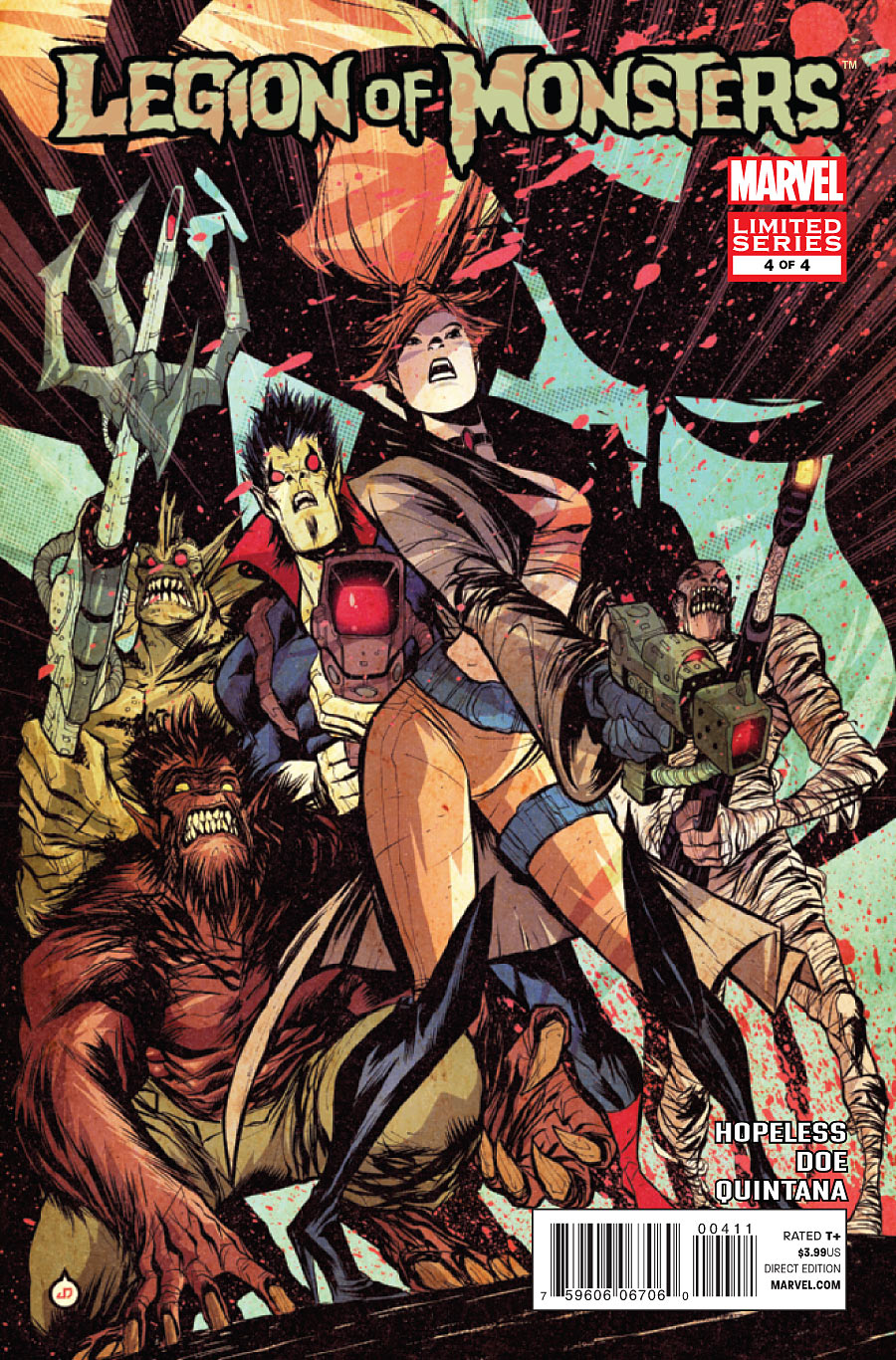 Legion of Monsters Vol 2 4