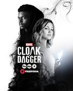 Marvel's Cloak & Dagger poster 007