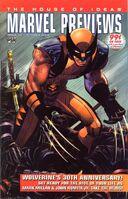 Marvel Previews Vol 1 12
