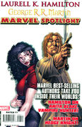 Marvel Spotlight Laurell K. Hamilton George R.R. Martin Vol 1 1