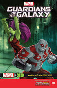 Marvel Universe Guardians of the Galaxy Vol 2 4