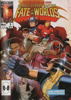 Marvel vs. Capcom 3 Fate of Two Worlds Vol 1 1