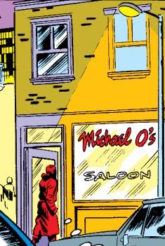 Michael O's Saloon