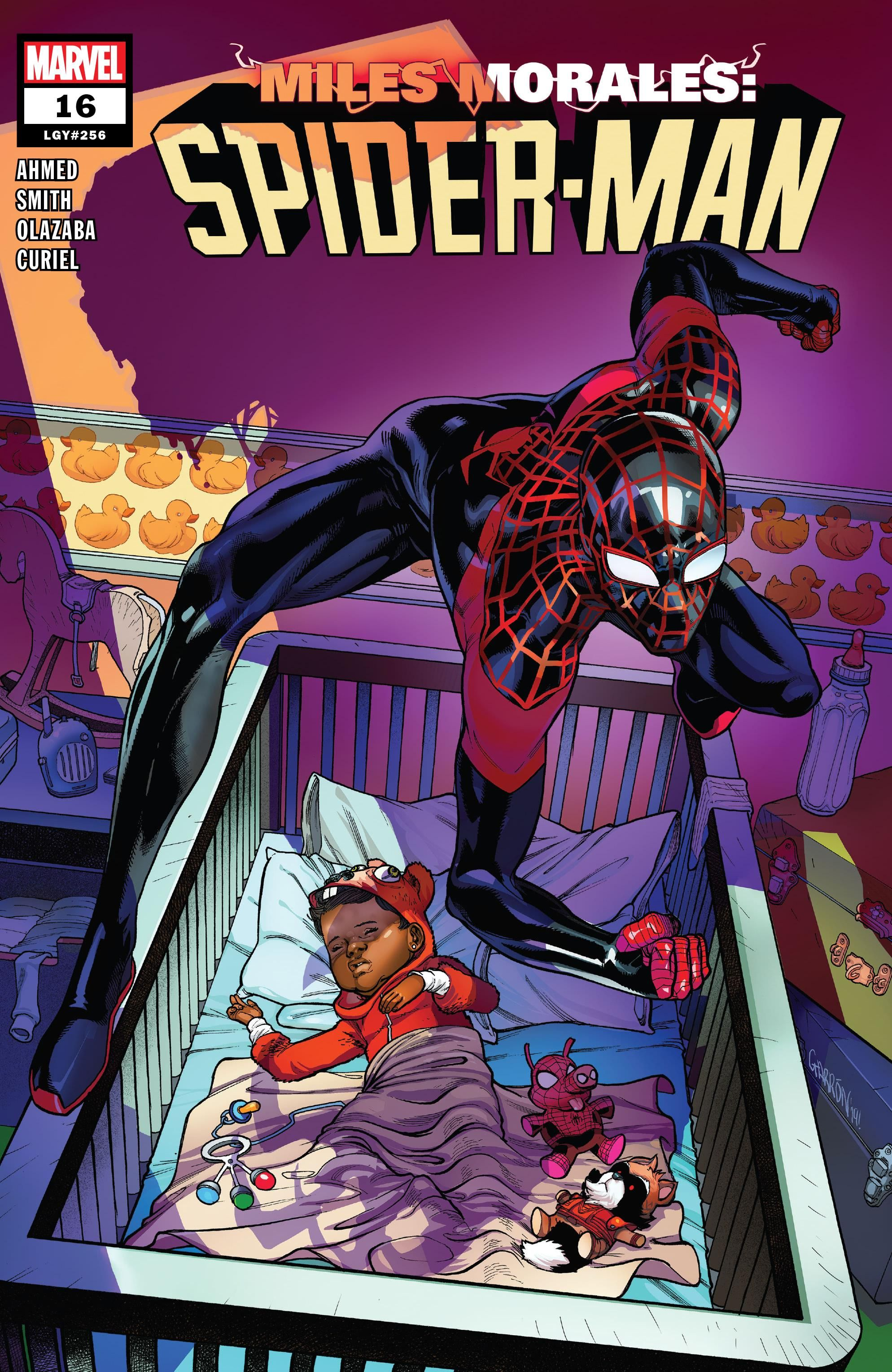 Miles Morales: Spider-Man Vol 1 16