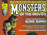 Monsters of the Movies Vol 1