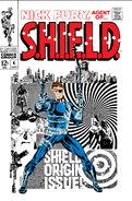 Nick Fury, Agent of SHIELD Vol 1 4