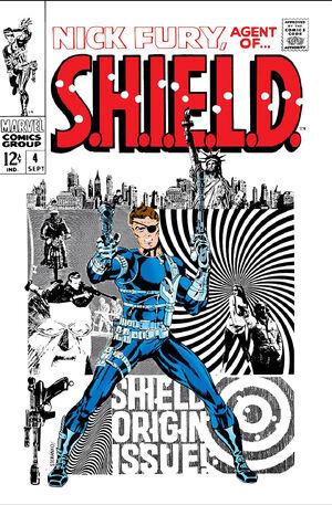 Nick Fury, Agent of SHIELD Vol 1 4.jpg