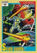 Norrin Radd (Earth-616) from Marvel Universe Cards Series II 0001