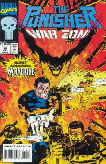 Punisher: War Zone Vol 1 19