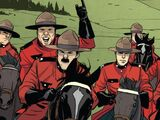 Royal Canadian Mounted Police (Earth-616)