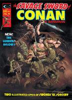 Savage Sword of Conan Vol 1 6