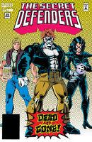 Secret Defenders Vol 1 25