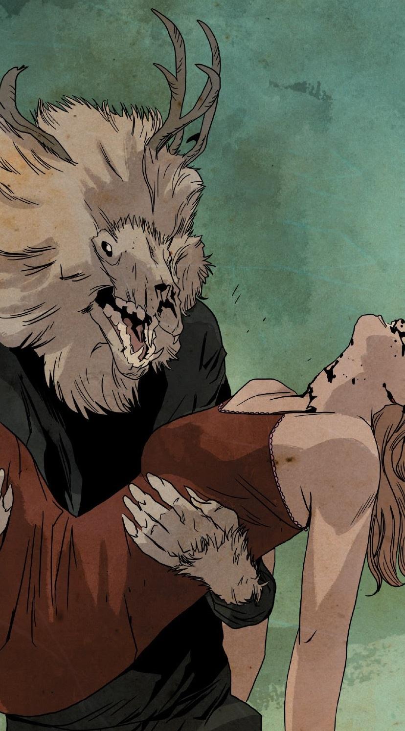 Skin Walker (Ravencroft) (Earth-616)