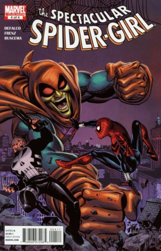 Spectacular Spider-Girl Vol 2 4