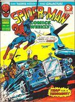 Spider-Man Comics Weekly Vol 1 127