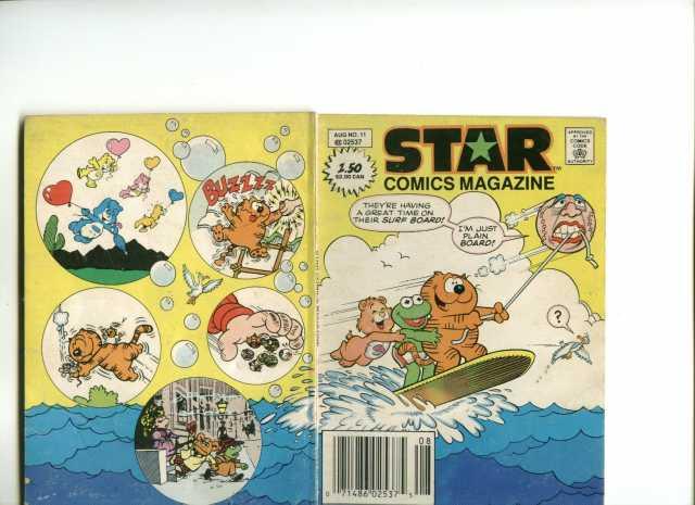 Star Comics Magazine Vol 1 11