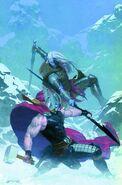 Thor God of Thunder Vol 1 16 Textless