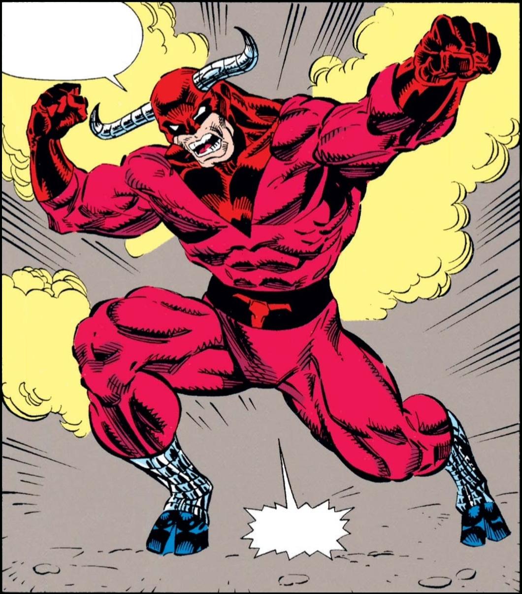 Toro Rojo (Earth-616)