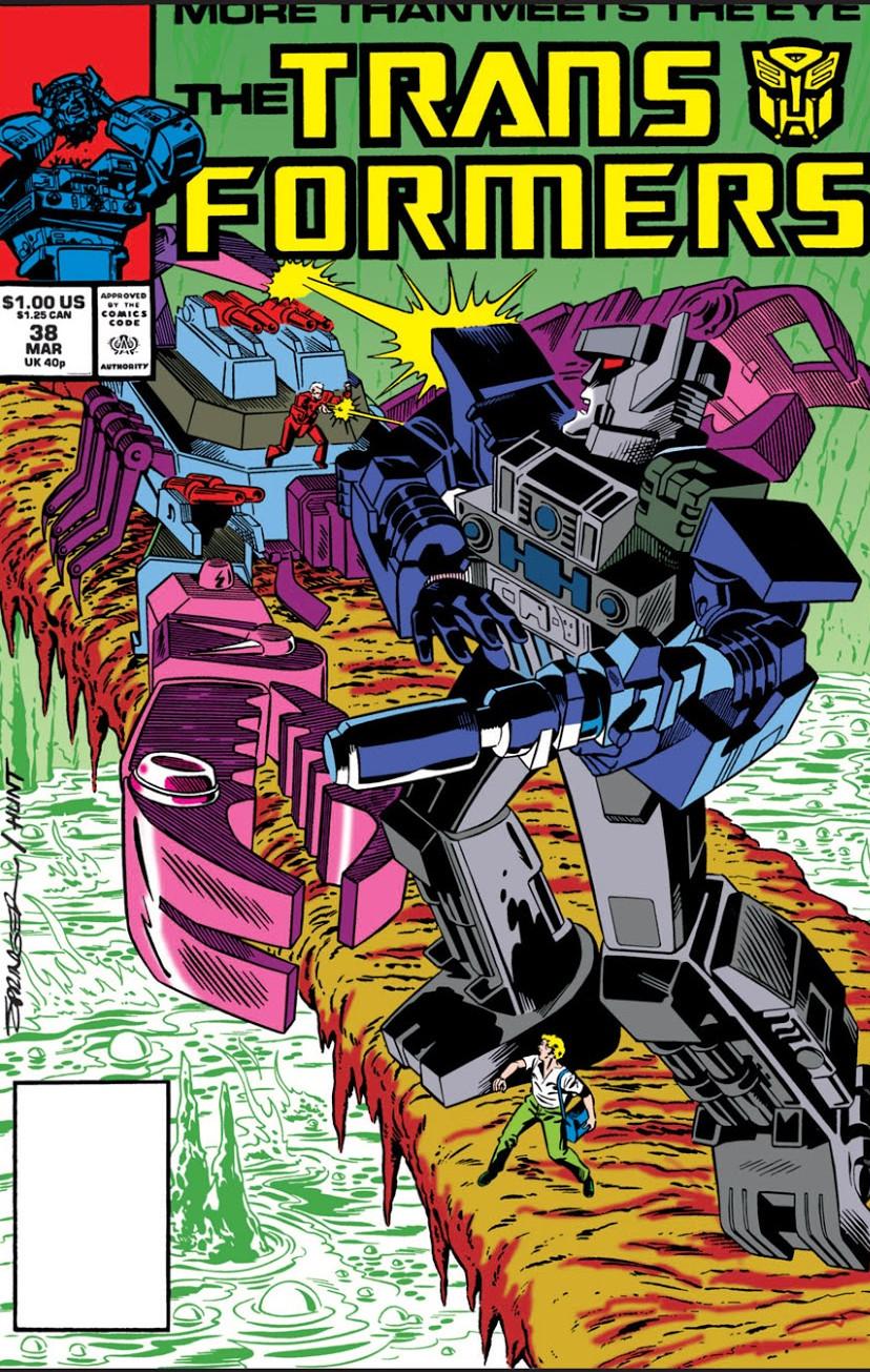 Transformers Vol 1 38