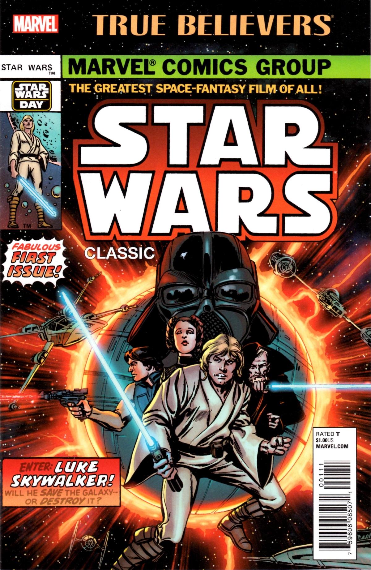 True Believers: Star Wars Classic Vol 1 1