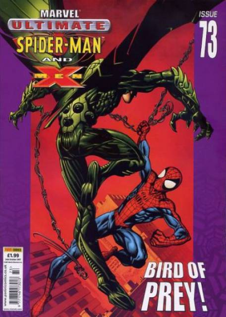 Ultimate Spider-Man and X-Men Vol 1 73