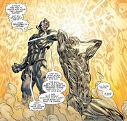 Ultron (Earth-616) and Norrin Radd (Earth-616) from Infinity Countdown Vol 1 3 001