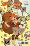 Unbeatable Squirrel Girl Vol 2 7 Classic Variant
