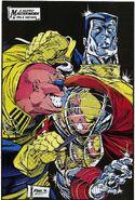 Uncanny X-Men Annual Vol 1 16 Pinup 1
