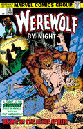 Werewolf by Night Vol 1 35