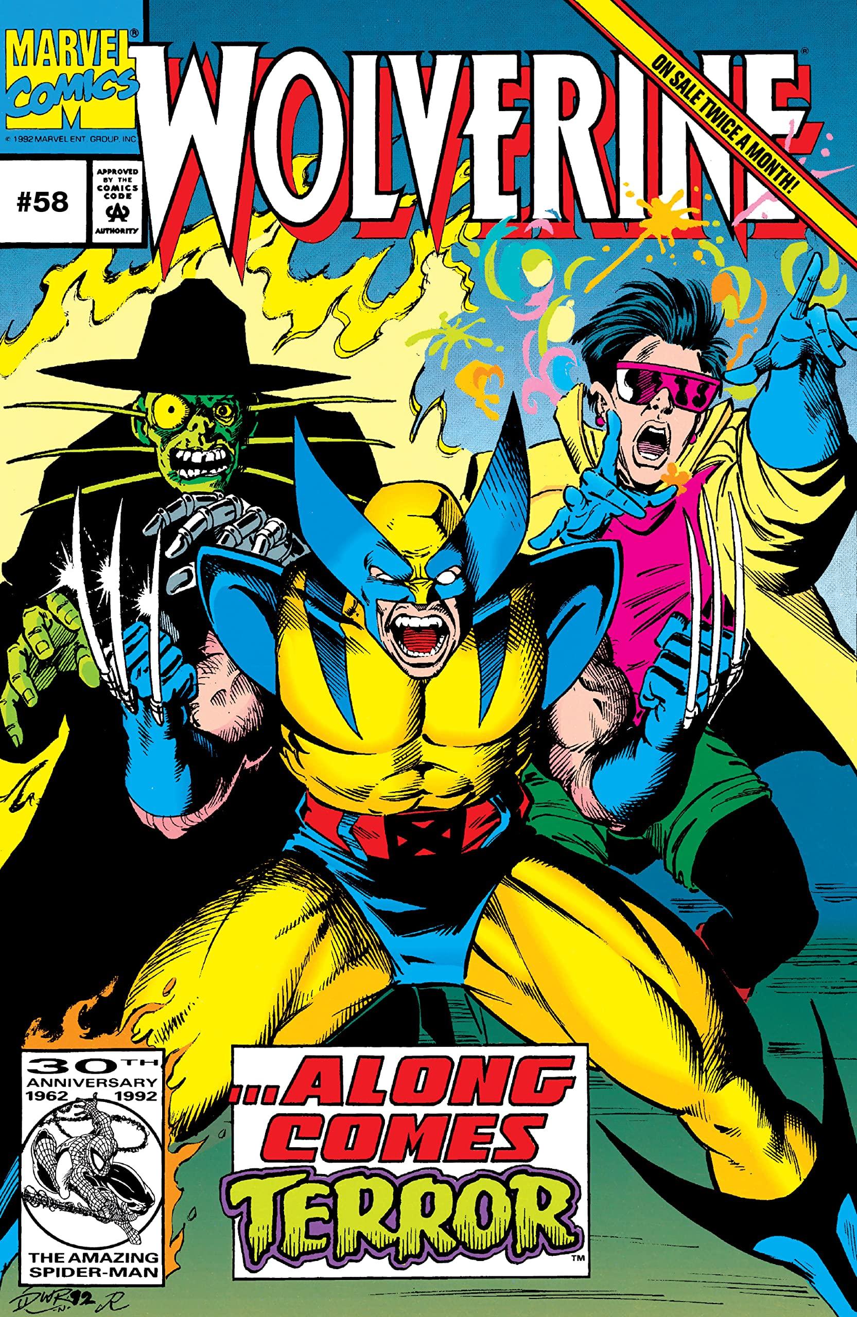 Wolverine Vol 2 58