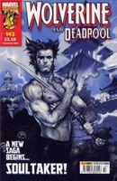 Wolverine and Deadpool Vol 1 143