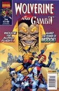 Wolverine and Gambit Vol 1 74